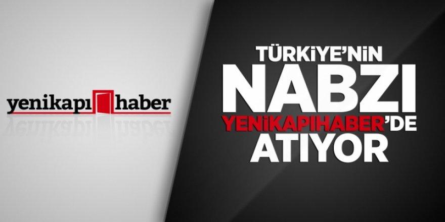 Türkiye'nin nabzı Yenikapıhaber'de atıyor