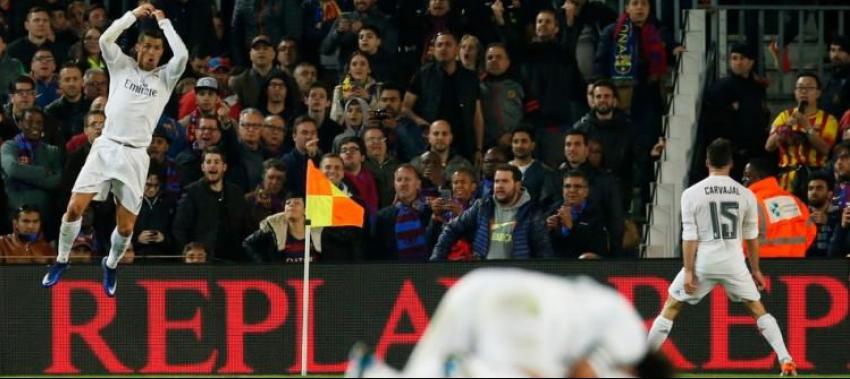 Ronaldo attı Madrid 10 kişiyle tarih yazdı