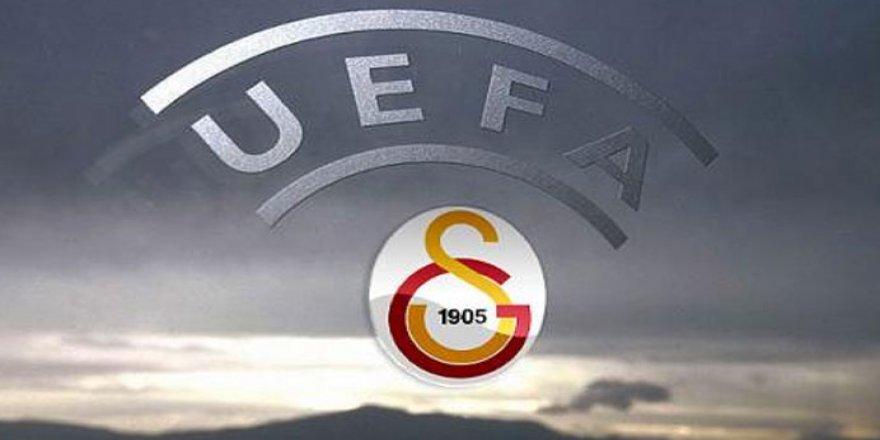 UEFA Galatasaray kararını verdi!
