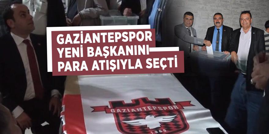 Gaziantepspor yeni başkanını para atışıyla seçti