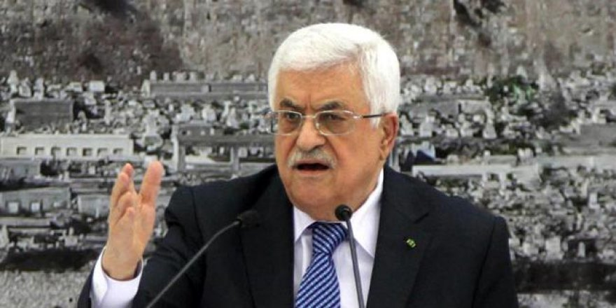 Mahmud Abbas: Halkımız mücadelesinde vazgeçmeyecek