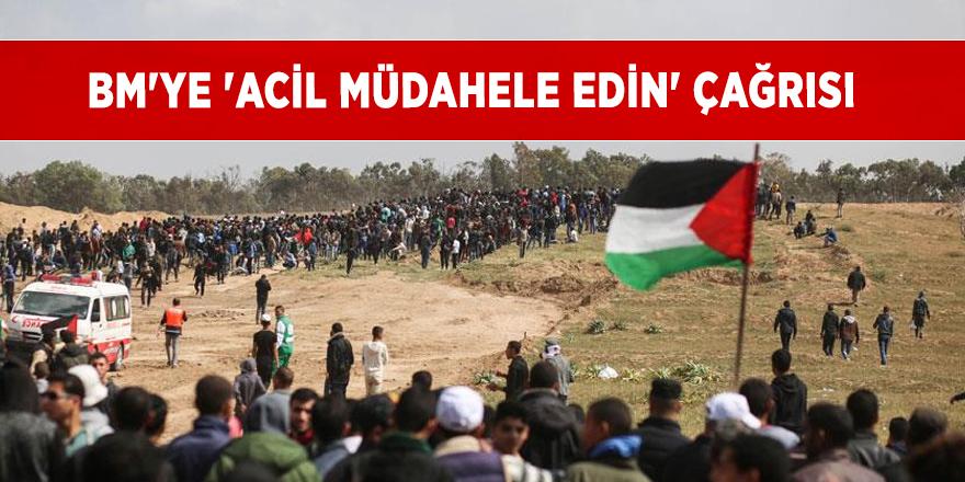 BM'ye 'Acil müdahele edin' çağrısı