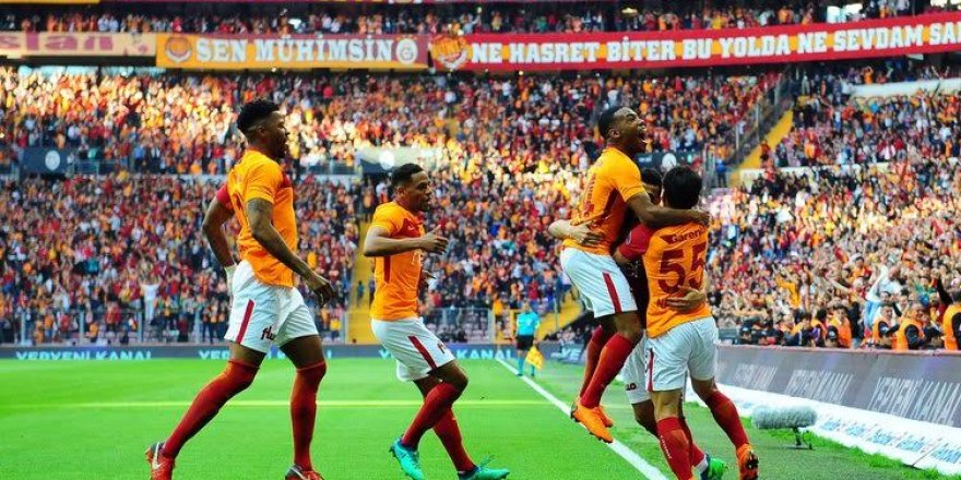 Galatasaray'ın kasası doldu  Şampiyonluk bereketi