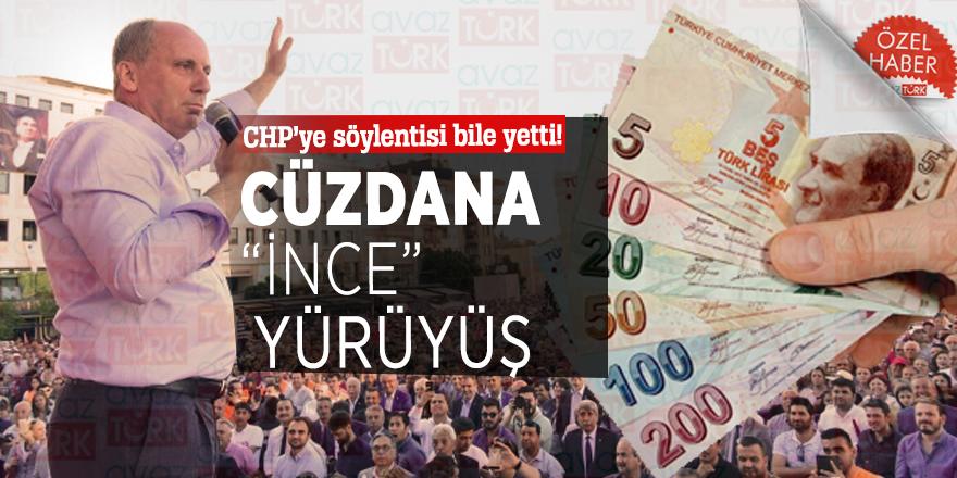 """CHP'ye söylentisi bile yetti! Cüzdana """"İnce"""" yürüyüş..."""