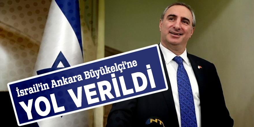İsrail'in Ankara Büyükelçi'ne yol verildi