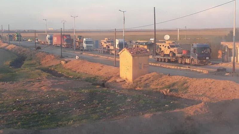 ABD'den PKK/YPG'ye yoğun sevkiyat