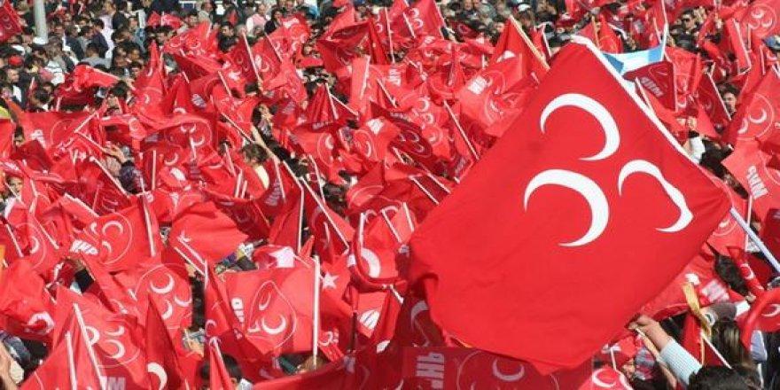 MHP'nin aday listesi YSK'ya sunuldu