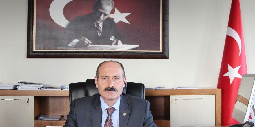 İstihbarat Daire Başkanlğı'na Zaimoğlu getirildi