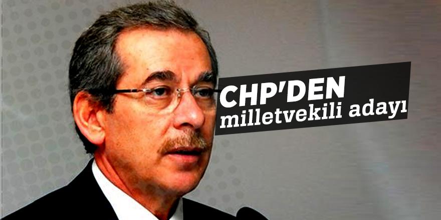 CHP'den milletvekili adayı