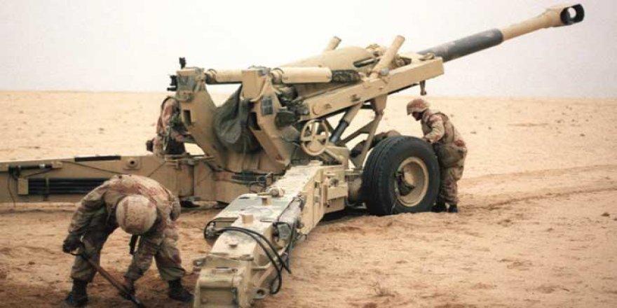 Fransa PKK'ya 6 topçu bataryası hediye etti!