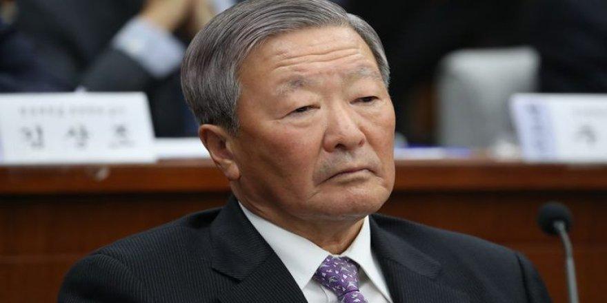 LG Group'un başkanı 73 yaşında öldü