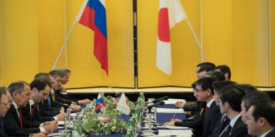 Rusya ve Japonya'dan ABD hamlesi