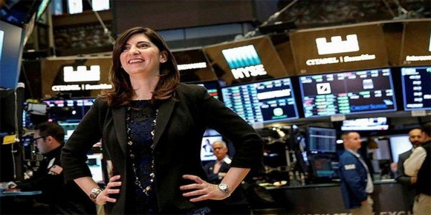 New York borsasının ilk kez kadın başkanı olacak!