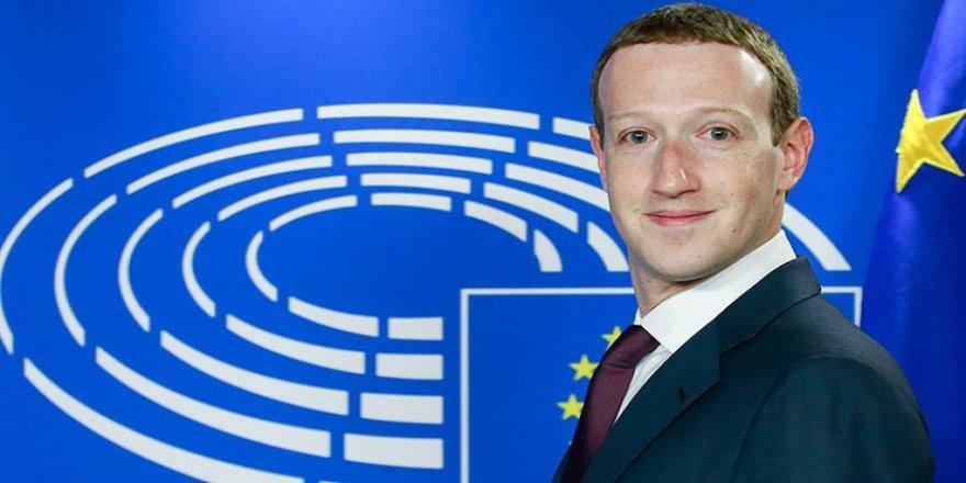 Zuckerberg: Hataydı ve üzgünüm
