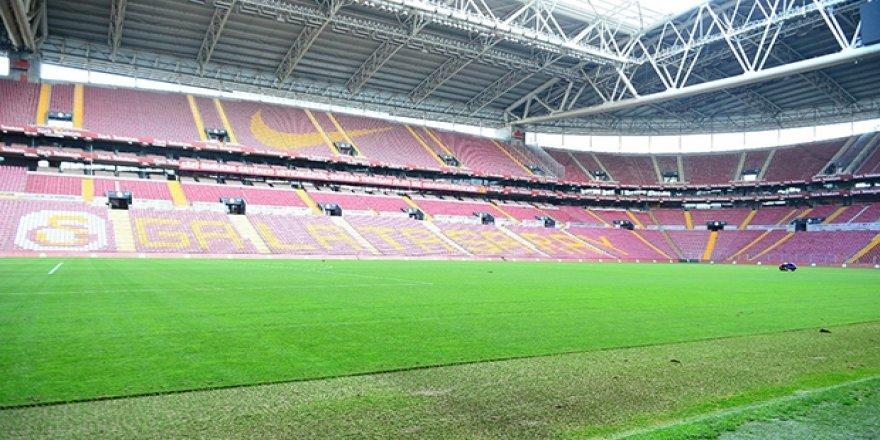 TT Stadyumu Şampiyonlar Ligi'ne hazırlanıyor