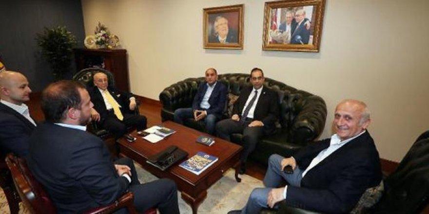 Fenerbahçe'de kongre öncesi seçim toplantısı yapıldı