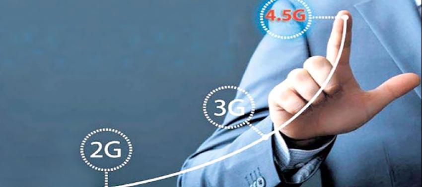 Tüketicilere 4,5G'de kota aşımı uyarısı