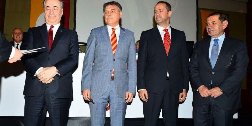"Galatasaray taraftarı  ""Mustafa Cengiz"" dedi"