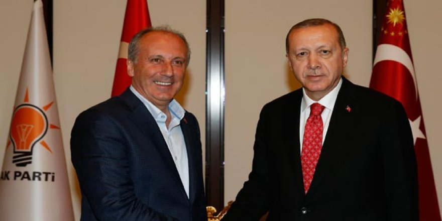 Cumhurbaşkanı Erdoğan CHP'li Muharrem İnce'yi rezil etti
