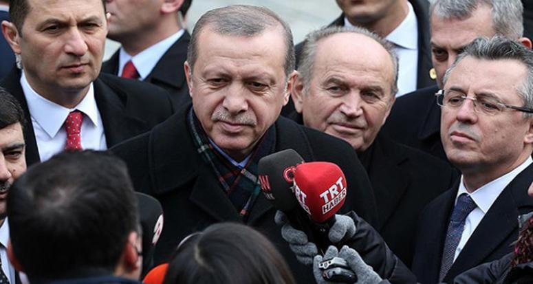 Erdoğan: Leyla Zana yeminini yapmadan görüşme olmaz!