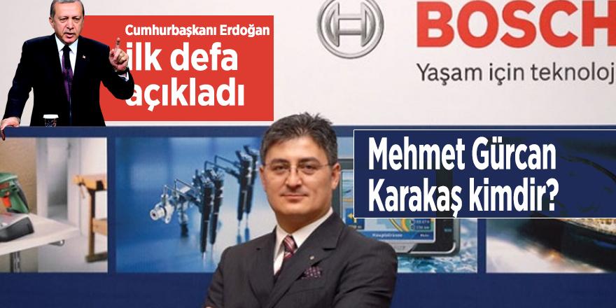 Mehmet Gürcan Karakaş kimdir, kaç yaşındadır?  nerelidir?