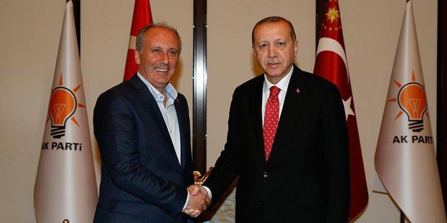 Cumhurbaşkanı Erdoğan'dan vekillere çağrı: Bu İnce'ye dava açın