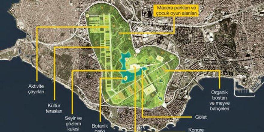 Millet Bahçesi'nin ilk projesi ortaya çıktı