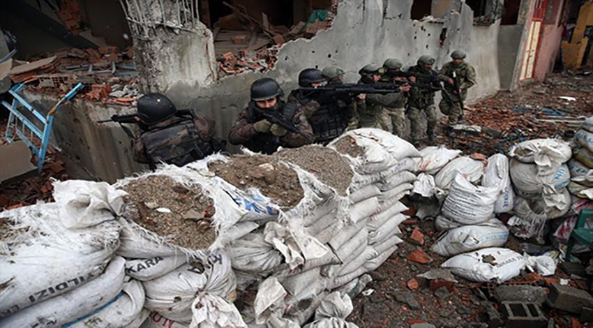 PKK'ya darbe! 15 terörist etkisiz hale getirildi!