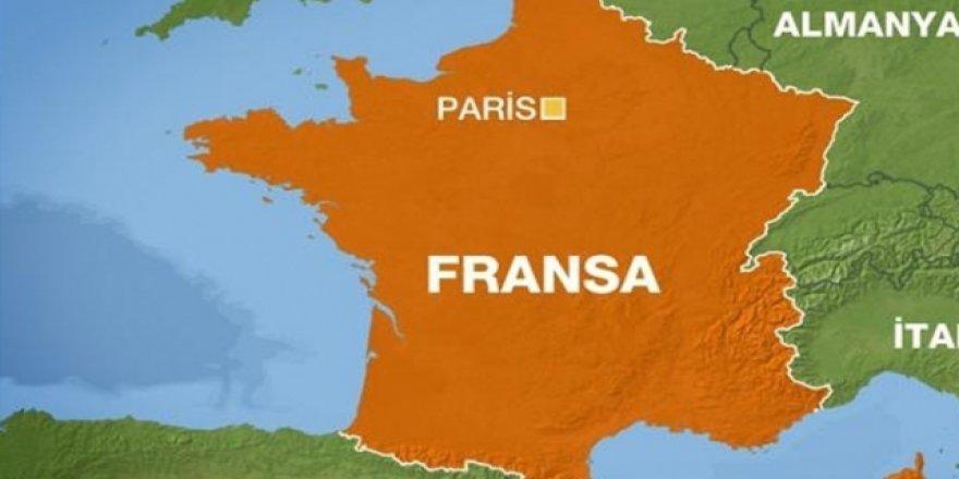 Fransa'da turuncu alarm verildi