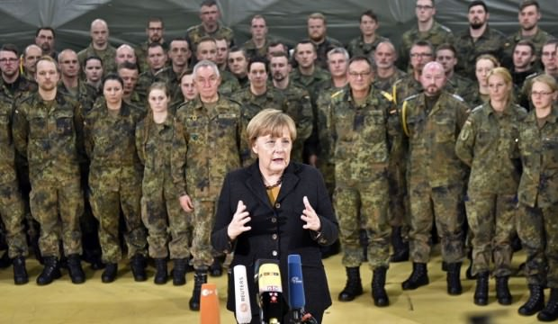 Almanya ile ilgili şaşkına çeviren itiraf!