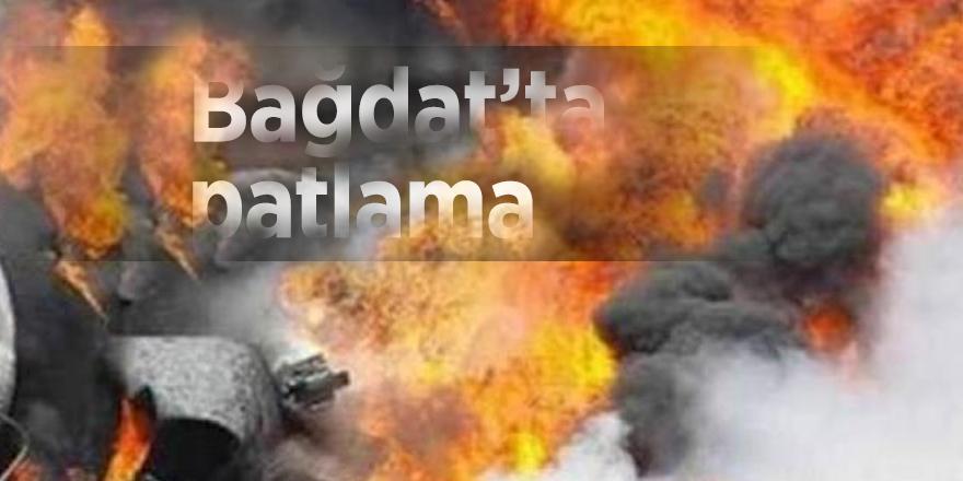 Bağdat'ta patlama: 2 yaralı