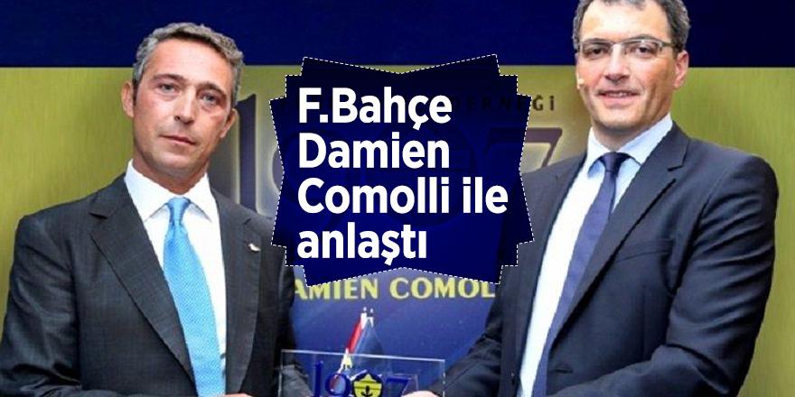 F.Bahçe Damien Comolli ile anlaştı
