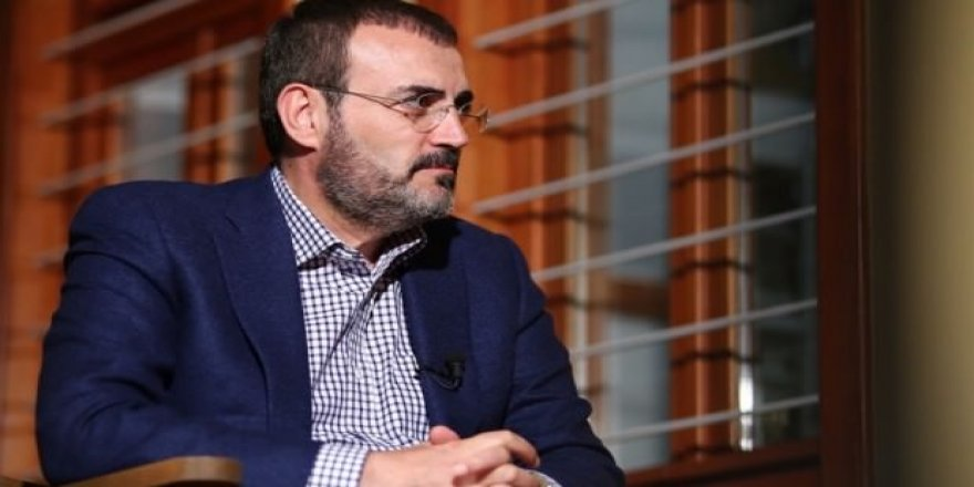Ünal, AK Parti ve Erdoğan'ın son oy oranını açıkladı