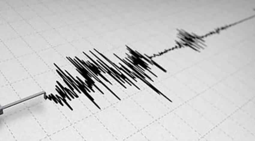 5 büyüklüğünde deprem meydana geldi!