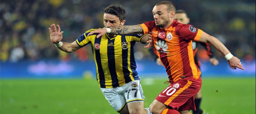 Galatasaray - Fenerbahçe maçının saati belli oldu