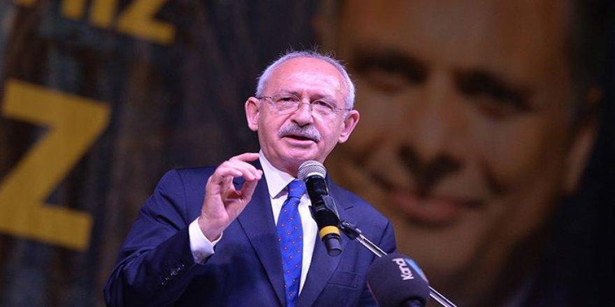 CHP Genel Başkanı Kılıçdaroğlu: Kavgasız bir Türkiye istiyoruz