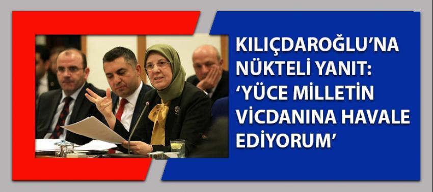 Bakan Ramazanoğlu'ndan Kılıçdaroğlu'na sert yanıt!