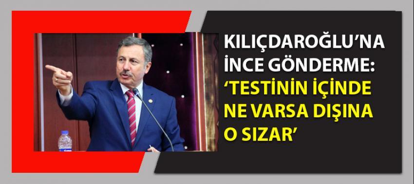 Özdağ'dan Kılıçdaroğlu'na ince gönderme!