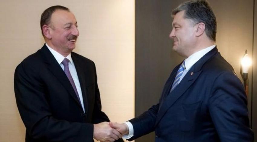 Ukrayna'dan Azerbaycan'a yanındayız mesajı!