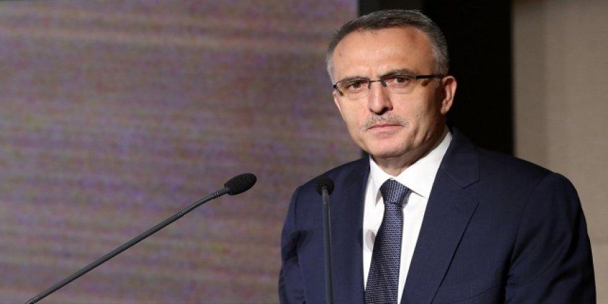 Maliye Bakanı açıkladı: Bütçe Mayıs'ta...
