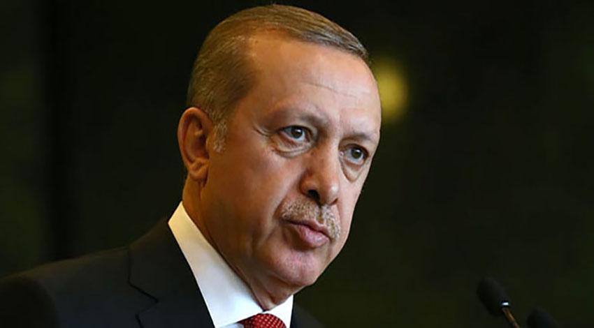 Erdoğan'dan sürpriz nikah şahitliği