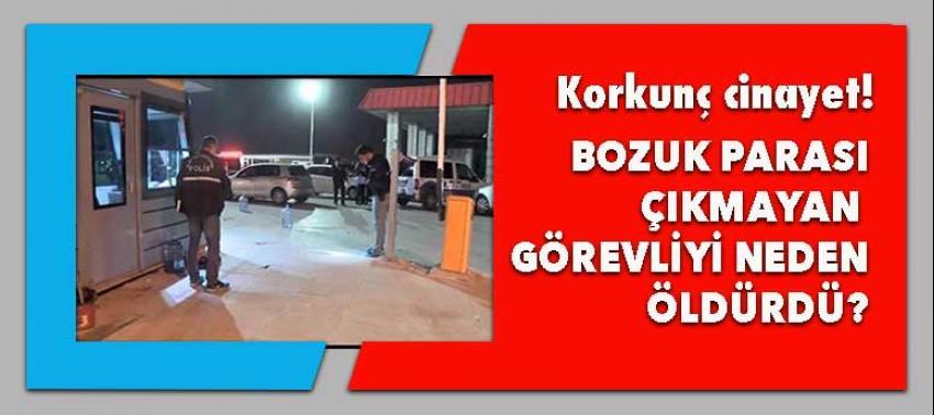 Beyoğlu'nda korkunç cinayet!