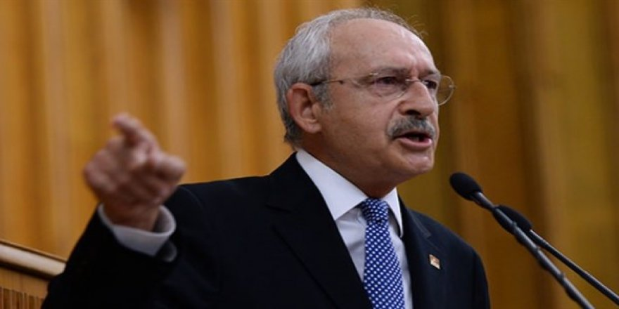 Kılıçdaroğlu'na büyük şok! Başdanışmanı istifa etti