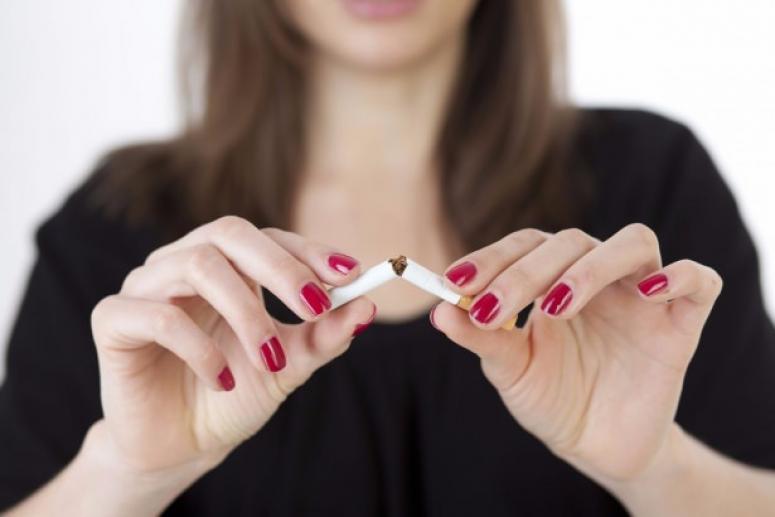 Nikotin vücuttan temizleniyor
