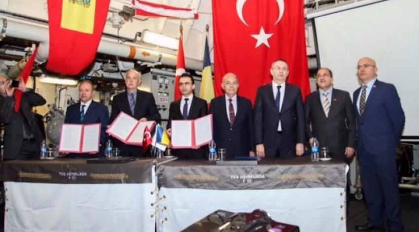 Türk savunma sanayinden Romanya çıkarması