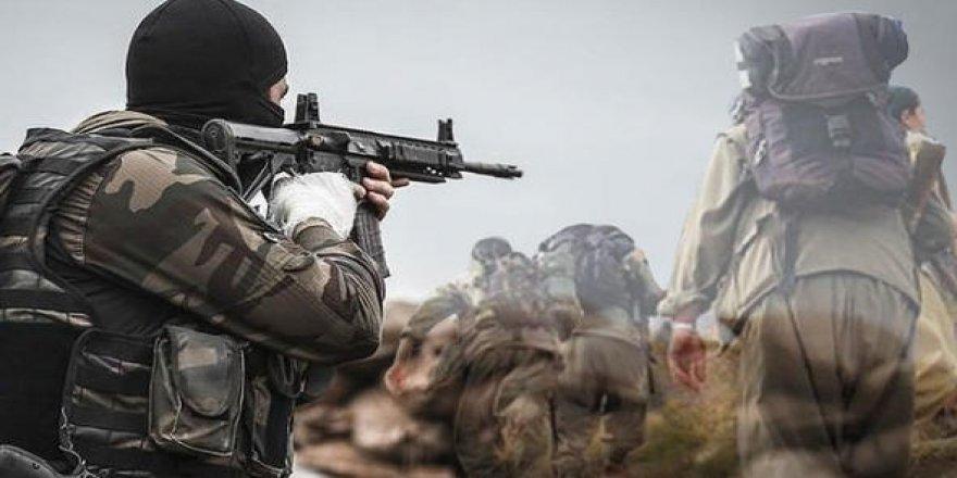 TSK açıkladı! PKK'ya ağır darbe vuruldu