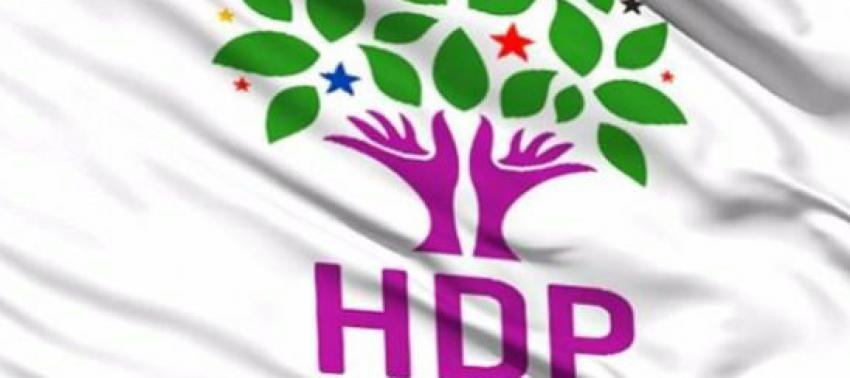 HDP'li yönetici tutuklandı