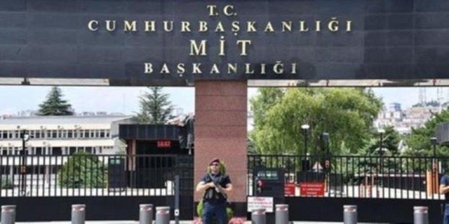 MİT'te değişim: 'MİT Müsteşarlığı' yazısı kaldırıldı!
