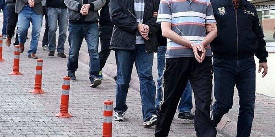 Ankara'da 2 bin 26 kişi yakalandı