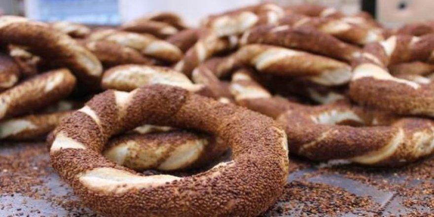 İzmit'te simit fiyatı ekmeği geçti